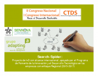 Proyecto Search Spider – Big Data