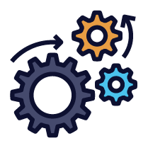 Automation of actions with BPM